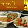 Half Off Thai Cuisine at King and I