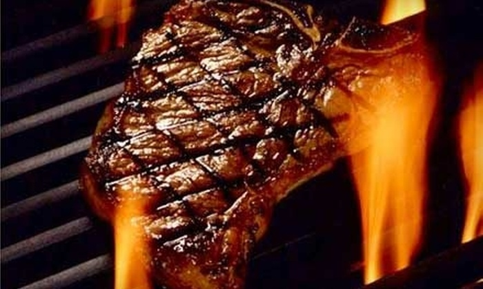 Corner41 Bar & Grill - North Center: $25 for $50 Worth of Steaks, Seafood, and More at Corner41 Bar & Grill