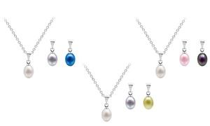 Pendentifs perles d'eau douce de OMG Jewel
