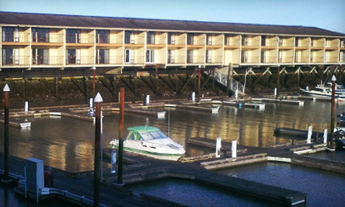 Astoria Riverwalk Inn - Astoria, OR: One- or Two-Night Stay for Two at Astoria Riverwalk Inn (Up to 60% Off)