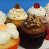 Up to 53% Off Desserts at N.V. Cupcakes in Corinth