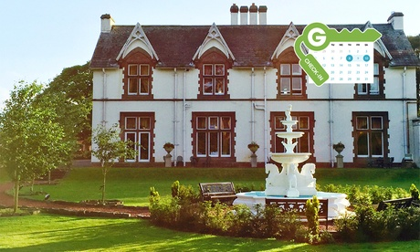 Cumbria: Double Room for 2 with Breakfast, Dinner, Late Check-Out and Optional Prosecco at Ennerdale Country House Hotel