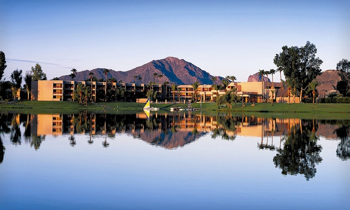 Millennium Scottsdale Resort & Villas - McCormick Ranch: One-Night Stay for Two at Millennium Scottsdale Resort & Villas in Greater Phoenix