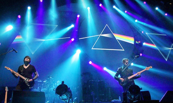 Brit Floyd - Johnstown: One Ticket to Brit Floyd – The Pink Floyd Tribute at Cambria County War Memorial Arena on February 25 (Up to $34.40 Value)