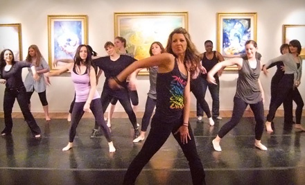 5 Drop-in Dance-Fitness Classes (an $85 value) - MaZi Dance Fitness Centre in Chicago