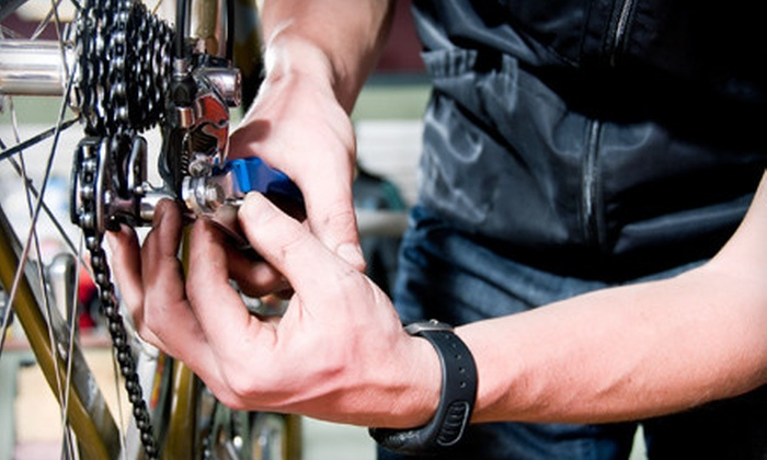 Bicycle South Windsor LLC - Hartford: $32 for a Bicycle Tune-Up at Bicycle South Windsor LLC (Up to $64.99 Value)