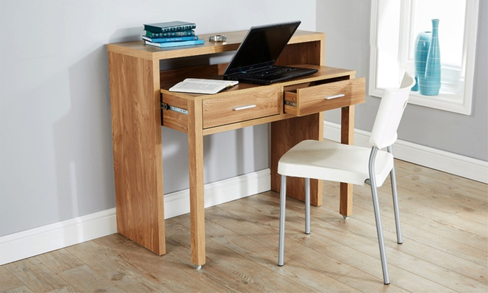 Regis Extending Console Table/Desk from £68.98