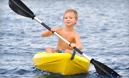 Half-Day Paddleboard or Kayak Rental for One  - Treasure Coast Paddle in Jensen Beach
