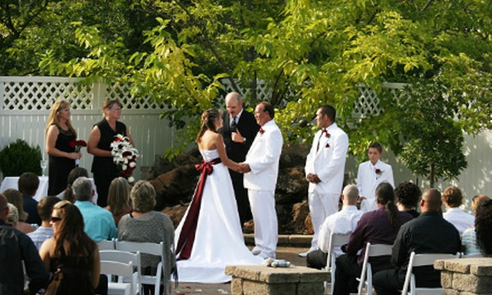 Power's Mansion Inn - Auburn: $14,999 for an All-Inclusive Wedding at Power's Mansion Inn in Auburn