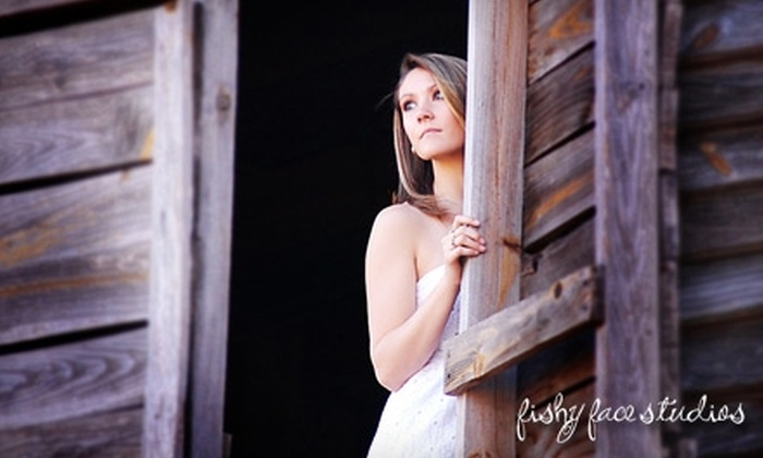 Fishy Face Studios - Lakeland: $60 for a Two-Hour Photography Session and Image CD from Fishy Face Studios (Up to $200 Value)