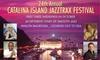 Catalina Island JazzTrax Festival - Avalon: Ticket to Catalina Island JazzTrax Festival. Choose from Several Dates.