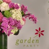 60% Off at Garden Party Flowers