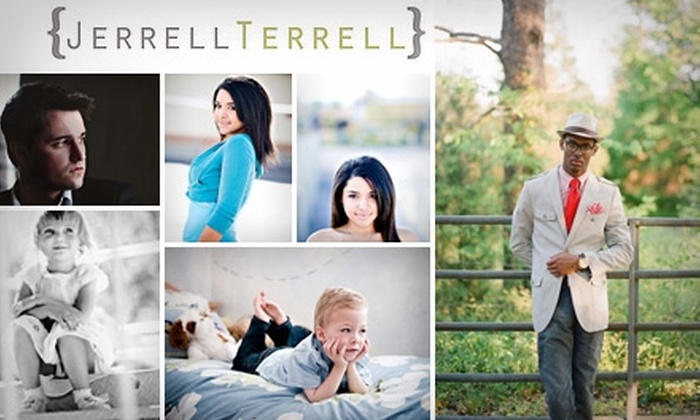 Jerrell Terrell Photography - Birmingham: $63 for a One-Hour Photo Session and 12 Images from Jerrell Terrell Photography ($450 Value)