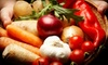 Full Circle Farms - CORP HQ: $18 for One Standard Box of Organic Produce and Artisan Groceries Plus Delivery from Full Circle ($37 Value)