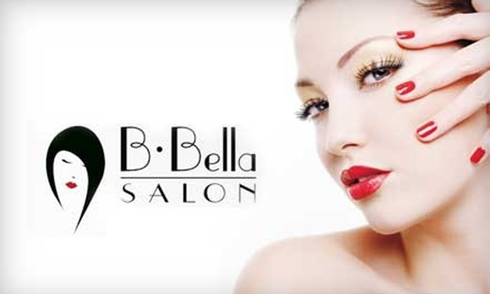 B. Bella Salon - South Loop: Spa Services at B. Bella Salon. Choose from Three Options.