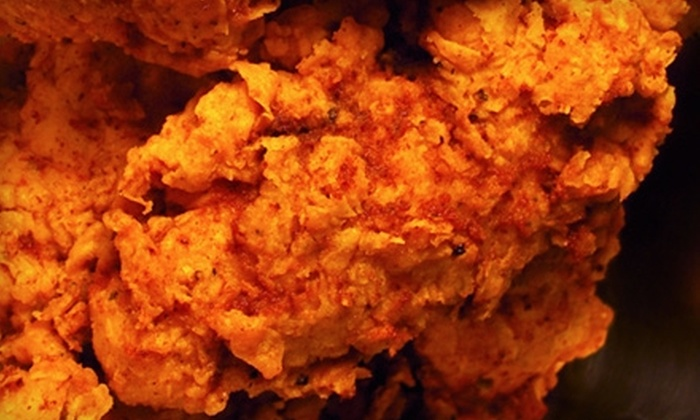 Chicken Delight - North Bergen: $10 for $20 Worth of Chicken Tenders, Wings, and More at Chicken Delight in North Bergen