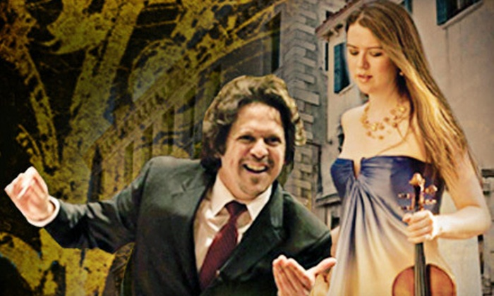 """California Symphony's Season Finale, """"Lara St. John and Beethoven's Ninth"""" - San Francisco: $59 for California Symphony Concert with Preshow or Postshow Party in Walnut Creek (Up to $125 Value)"""