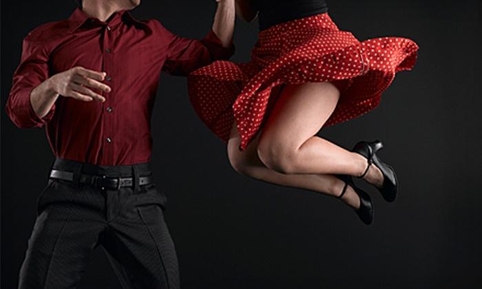Ellington Hall - Santa Rosa: Swing-Dancing Evening or Lindy-Hop Classes for Two at Ellington Hall in Santa Rosa