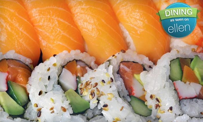 Yokohama Japanese Steakhouse - Warwick: $10 for $20 Worth of Japanese Cuisine and Drinks at Yokohama Japanese Steakhouse