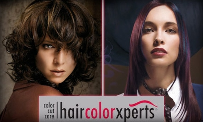 HairColorXperts - Multiple Locations: $35 for $75 Worth of Cuts, Color, and More at HairColorXperts