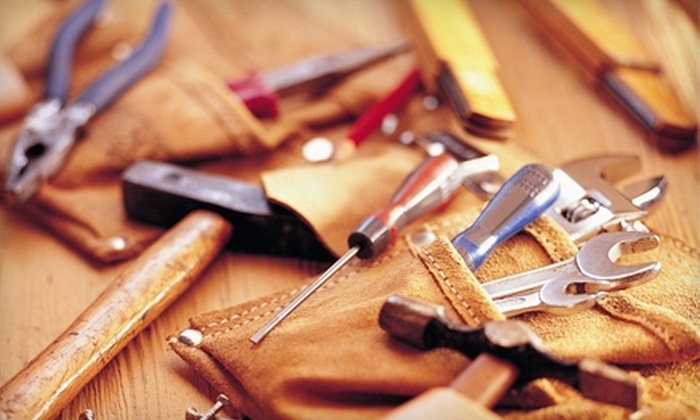 Westside Handyman and Remodeling Services - Lakewood: $29 for Two Hours of Handyman Services from Westside Handyman and Remodeling Services ($150 Value)