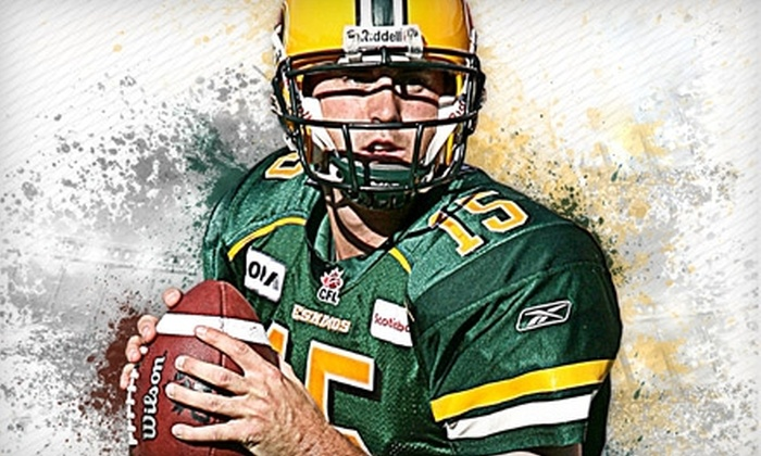 Edmonton Eskimos Football Club - McCauley: $33 for Two Bronze-Level Tickets to the Edmonton Eskimos Football Club Game on Friday, June 24, at 7 p.m. (Up to $66 Value)
