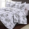 Hotel 5th Ave Napoli Home Quilt Set (3-Piece)