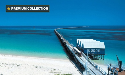 Margaret River Region: 2 to 5 Nights for Two or Four with Wine and Late Check-Out at Bayview Geographe Resort, Busselton