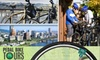 Pedal Bike Tours - Eliot: $40 for a Columbia Gorge Bike Tour with Pedal Bike Tours