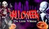 Tickets voor Halloween-event