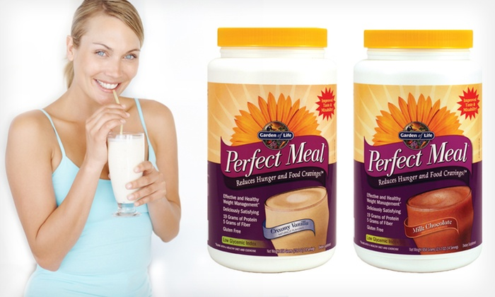 Garden of Life Perfect Meal Shake Mix: $24.99 for 658g of Garden of Life Perfect Meal Shake Mix in Chocolate or Vanilla ($43.21 List Price). Free Shipping.