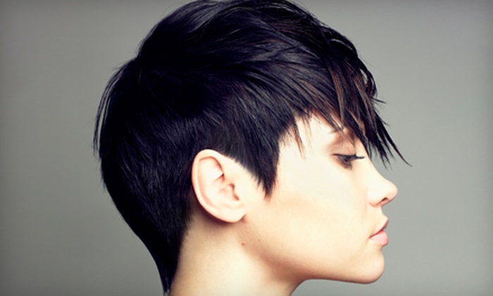 Carol Carey Couture Salon and Spa - Brentwood: Hair Services at Carol Carey Couture Salon and Spa in Brentwood (Up to 75% Off). Three Options Available.