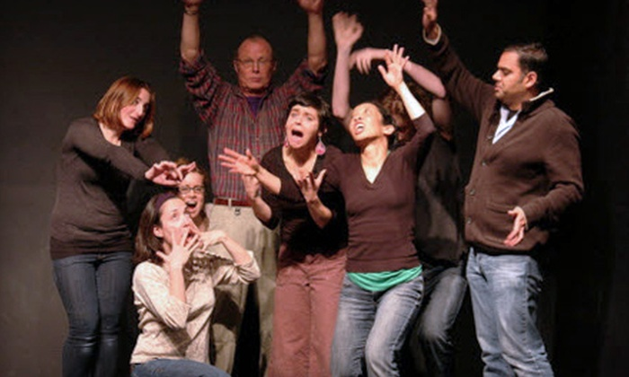 Pan Theater - Downtown: Two or Four Improv Classes at Pan Theater in Oakland (Up to 76% Off)