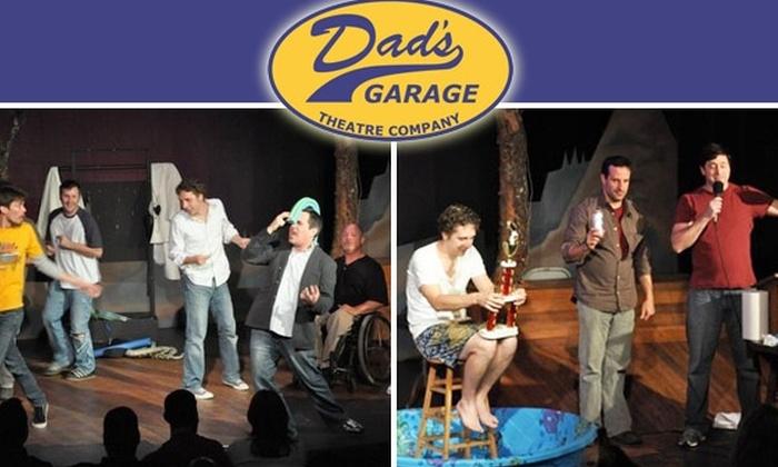 Dad's Garage Theatre co - Inman Park: $5 Ticket to Comedy Show at Dad's Garage ($8–$20 Value)
