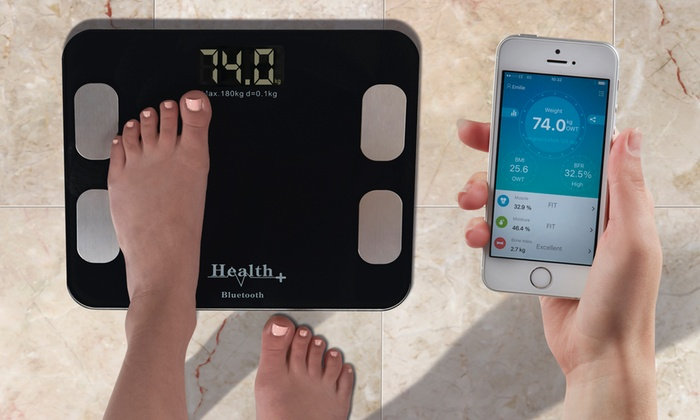 Smart Body Bluetooth Scales from £19.99