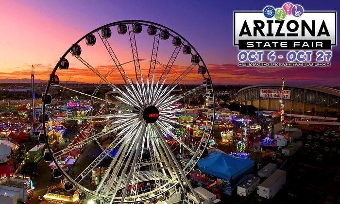 arizona state fair coupons discounts