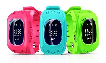 1 o 2 smartwatch para niños con función SOS