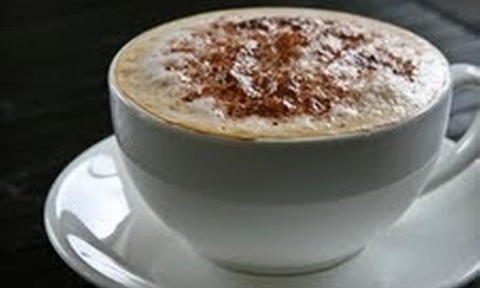 Zucchero Cappuccino Bar & Panini Grill - Edmonton: $6 for $12 Worth of Café Fare at Zucchero Cappuccino Bar & Panini Grill