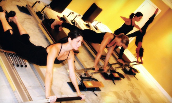 Physiocore Pilates - Riviera: Two or Five Semi-Private Core Cardio Circuit Classes at Physiocore Pilates in Coral Gables