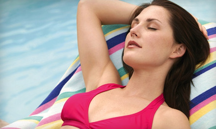 Agapé Medical Spa - Warwick: Laser-Hair-Removal Treatments for a Small, Medium, or Large Areas at Agapé Medical Spa