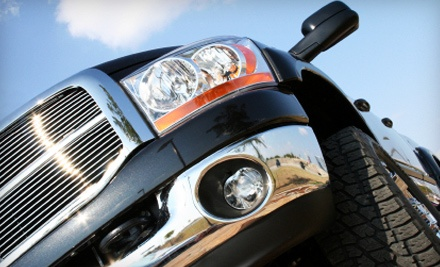 T-Mac's Auto Detailing: Express Detailing for a Car - T-Mac's Auto Detailing in Tulsa