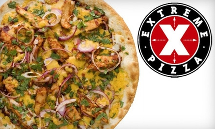 Extreme Pizza - West Omaha: $15 for $30 Worth of Pizza and More at Extreme Pizza
