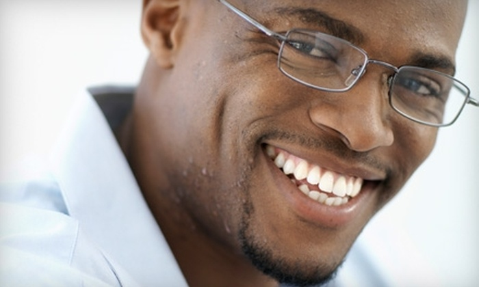 Rangewood Dental - Briargate: $109 for an In-Office Teeth-Whitening, Exam, and X-rays at Rangewood Dental ($523 Value)