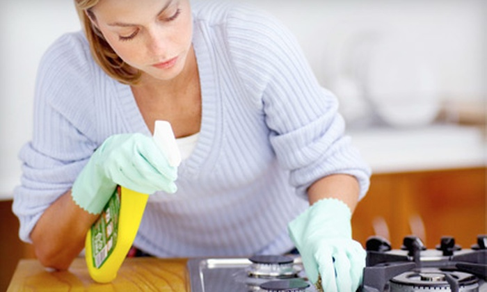 Accel Commercial & Residential Cleaning LLC - Hanover Place: $59 for Three Hours of Housecleaning Services from Accel Commercial & Residential Cleaning LLC ($150 Value)