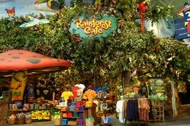 Rainforest Cafe: $100 eGift Card To Rainforest Cafe
