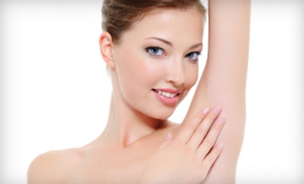 The Med Spa: 3 Laser Hair Removal Treatments - The Med Spa in Wasilla