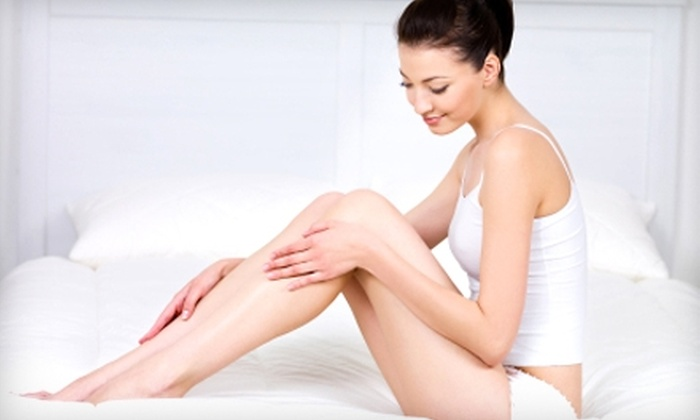 Smith Vein Institute - Chardon: $99 for Three Laser Hair Removal Treatments at Smith Cosmetic (Up to a $450 Value)
