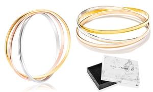 Set de trois bracelets