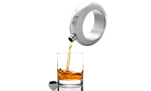 Personalized Bangle Flask