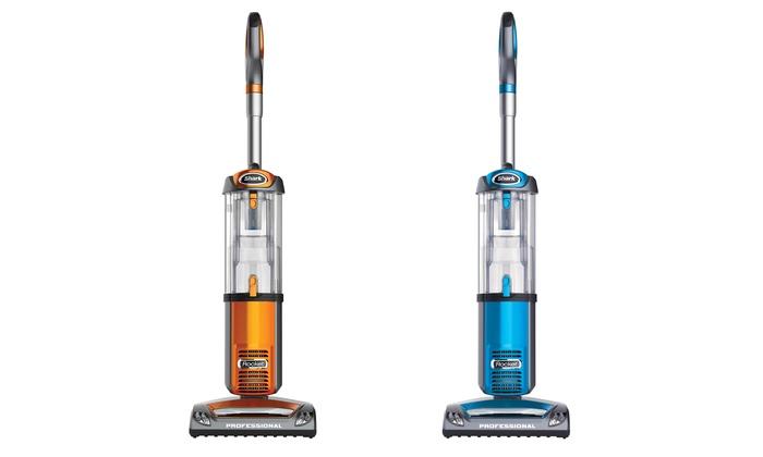 shark rocket nv480 bagless upright vacuum with accessories certified refurbished shark rocket - Shark Upright Vacuum